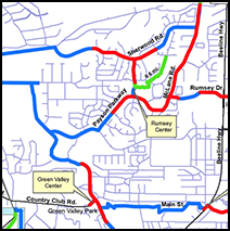 Payson Area Trail Map
